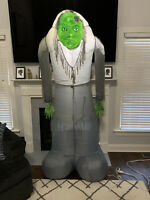 Gemmy Airblown Inflatable Ogre Frankenstein Halloween Yard Decor