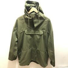 VTG 90's MSI International Anorak Field Jacket Army Green Sz Large Regular