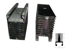 Dissipatore in alluminio per elettronica dim. 123x73x190mm