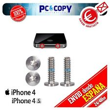 KIT PACK X 2 TORNILLOS PENTALOBE PARA APPLE IPHONE 4 4S PENTALOBULAR DE 5 PUNTAS