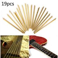 Touche 19x / set frettes frette fil en laiton pour guitare acoustique classique*