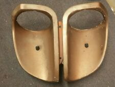 79-83 DATSUN 280ZX TURBO HEADLAMP SURROUND HEADLIGHT BUCKET WITH WASHER NOZZELS