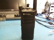 Motorola APX6000LI (Lite) VHF w/Battery & Antenna Excellent Condition TESTED