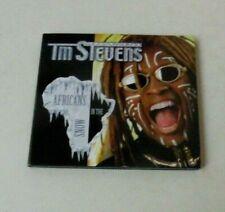 TIM STEVENS - AFRICAN IN THE SNOW - CD JAZZ/FUNK DIGIPACK - MU