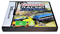 Dodge Racing Charger Vs Challenger Nintendo DS 2DS 3DS Game