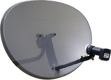 Sky/Freesat Satellite Dish & QUAD LNB FREE DELIVERY  NEW SKY DISH ZONE 2