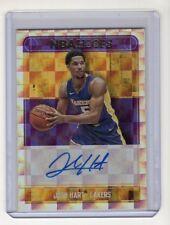 2017-18 Panini NBA Hoops JOSH HART Autograph Rookie Card (Los Angeles Lakers)