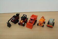 Konvolut 5x Bagger Traktor Betonmischer Mähdrescher FUN Sammler