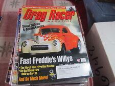 Drag Racer vintage magazine July 1994