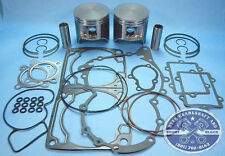 NEW ARCTIC CAT 800 PISTONS TOP END GASKET KIT 2010-2015 10-15 CF8 CFR8 F8 M8 ZR