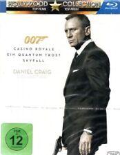 James Bond 007 - Daniel Craig Collection - BluRay - Neu / OVP