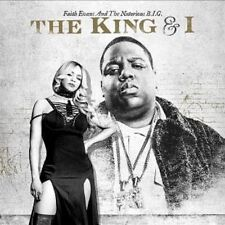 Faith Evans and the Notorious B I G - The King & I - New Vinyl LP - PreOrder 9/6