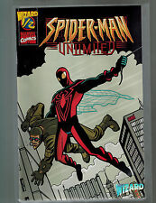 Spider-Man Unlimited 1/2 (Wizard) Mail Edition Original Wizard Sleeve & COA (I2)
