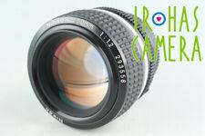 Nikon Nikkor 50mm F/1.2 Ais Lens #27969 A4
