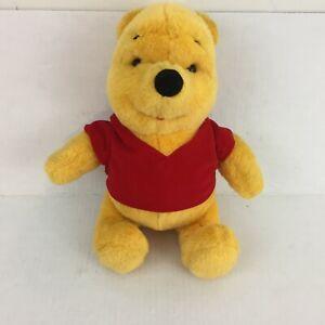 "Winnie the Pooh Plush 1994 Teddy Bear Stuffed Animal 12"" Mattel"