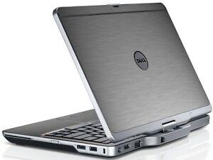 LidStyles Metallic Laptop Skin Protector Decal Dell Latitude XT3