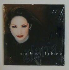 GLORIA ESTEFAN : CUBA LIBRE (SPANISH / PABLO FLORES REMIX) ♦ CD Single ♦