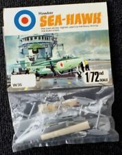 FROG W35 HAWKER SEA HAWK KIT 1968-1970 ONLY VINTAGE KIT FOR WHOLESALERS 1:72 VGC