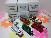 Matchbox yesteryear~YYM37631~YYM37636~SPECIALTY FIRE ENGINES COLLECTION~MIB~COA