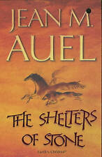The Shelters of Stone: Earth's Children 5, Auel, Jean M, Used; Good Book