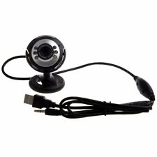 USB 6 LED PC Webcam + Vigilancia Nocturna MSN, ICQ, AIM, Skype, Conferencia S6Y8