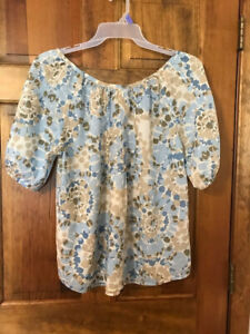 Lucky Brand short sleeve shirt - Women's size Large - Very good condition
