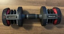 Bowflex Adjustable Dumbbell With Various Weights Incomplete