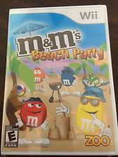 WII M&M'S BEACH PARTY , New