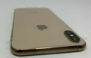 SR Apple iPhone XS Max 64GB Sprint Locked Gold