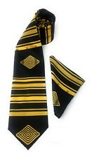 Designed By Don Necktie and Hanky Combo Set - Wisdom