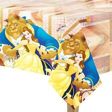 Disney Princess Beauty & the beast table cover (180 x 120cm) for a party