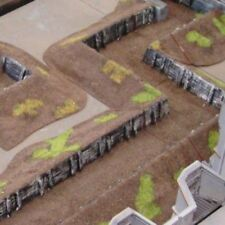 Amera Z239 20 To 28mm Vacuformed Plastic Trench Set