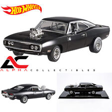 "HOTWHEELS ELITE BLY27 1:43 1970 DODGE CHARGER ""THE FAST & FURIOUS MOVIE 2001"""