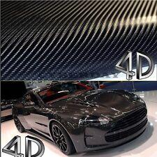 200cm*40cm Styling 4D Carbon Fiber Fibre Vinyl Film Motorcycle Car Accessories3M