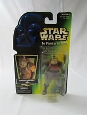 Star Wars Potf Gamorrean Guard With Vibro-Ax Kenner