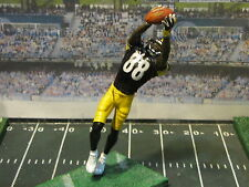 Custom Mcfarlane 6 in. NFL Pittsburgh Steelers Emmanuel Sanders