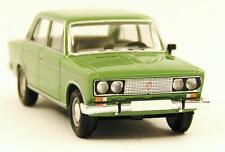 H0 BUSCH Personenkraftwagen Lada 1600 VAZ 2106 Shiguli CMD lindgrün DDR # 50553
