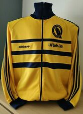 Vintage Adidas First Tracksuit Track Top Jacket LAC Quelle Furth 1860 Germany M
