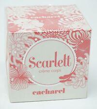 Cacharel Scarlett Body Cream 200 ml