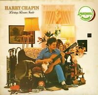 HARRY CHAPIN living room suite K52089 A1/B1 1st press uk elektra LP PS EX/EX