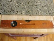 Stanley Level vintage Sweetheart old antique tool #0 work carpentry vnt stanly