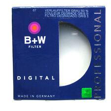 B+W 67mm #501 Grad. Gray 50% Filter *NEW*