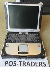 PANASONIC TOUGHBOOK * CF-19 * TOUCHSCREEN  XP Core Duo 1.06GHZ-80GB-1.5GB RAM 18