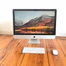 "Apple iMac 27"" – i7 3,4 GHz; 32GB RAM; 6 TB Fusion Drive, BluRay Brenner TOP!!!"