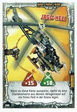 Lego Ninjago Serie 4 TCG Sammelkarten Karte Nr. 200 Jagd Heli