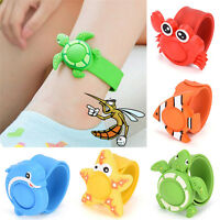 Repellent Wrist Band Anti Mosquito Wristband Repeller Pest Insect BugBracelet FF