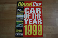 Diesel Car Magazine Car Of The Year 1999 Issue 127 April 1999 BMW 530d