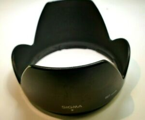 Sigma LH 780-01 Lente Paraluce Per 28-300mm F3.5-5.6 DL f3.5-6.3 18-200mm 72mm