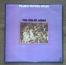 PEARLS BEFORE SWINE-The Use of Ashes-Tom Rapp/folk psych-B7-LP