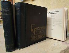 Encyclopédie médico chirurgicale ; Pédiatrie (A Laffont F Durieux)  1947